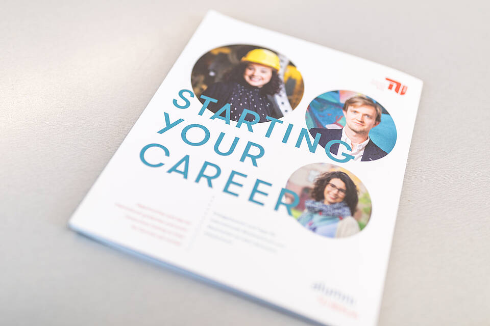 2019 Career Day brochure
