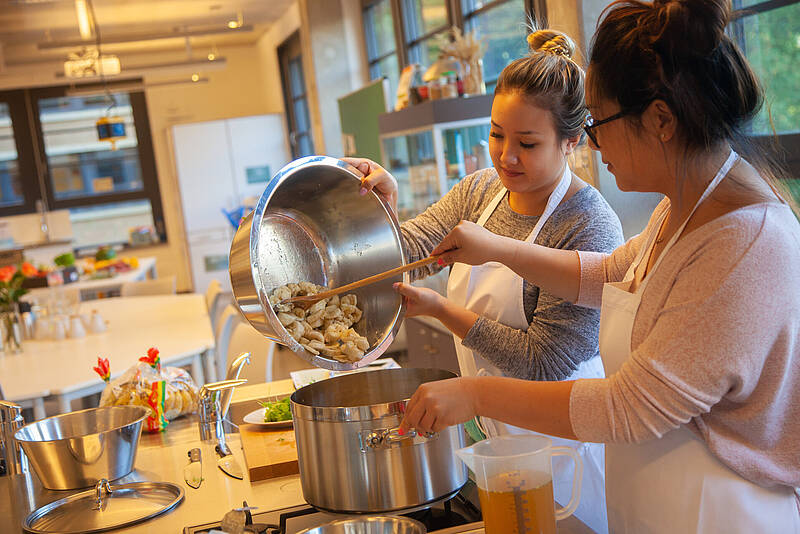 "Projektwerkstatt ""Food Waste"""