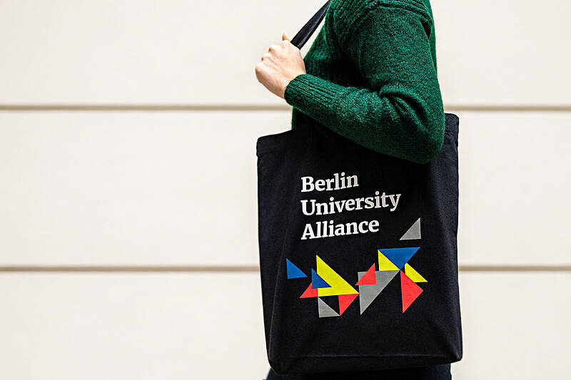 "Bag ""Berlin University Alliance"""
